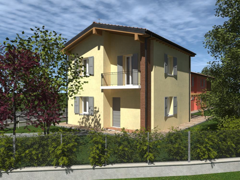 Villa Abbinata in vendita Reggio Emilia CODEMONDO