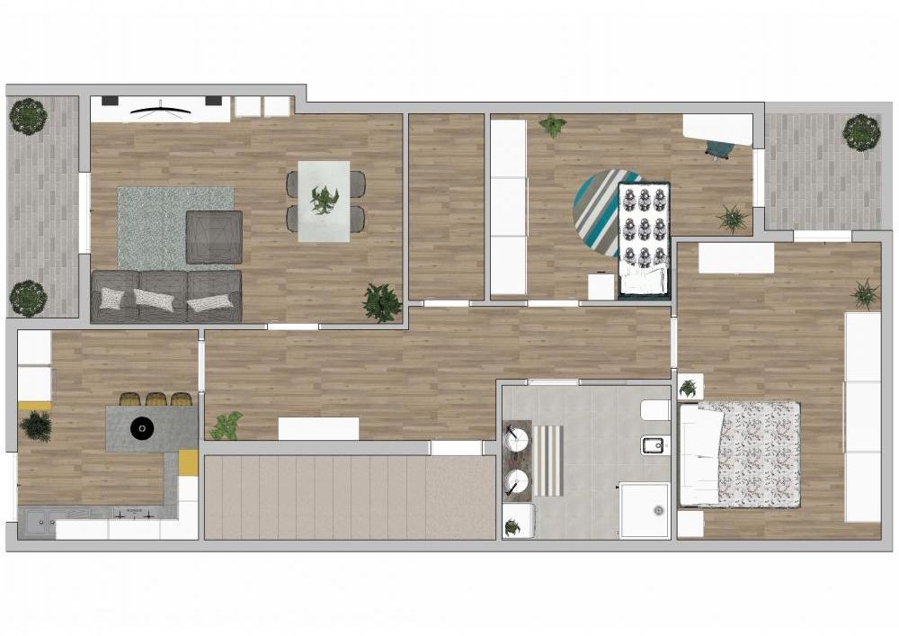 Appartamento in vendita Scandiano FELLEGARA
