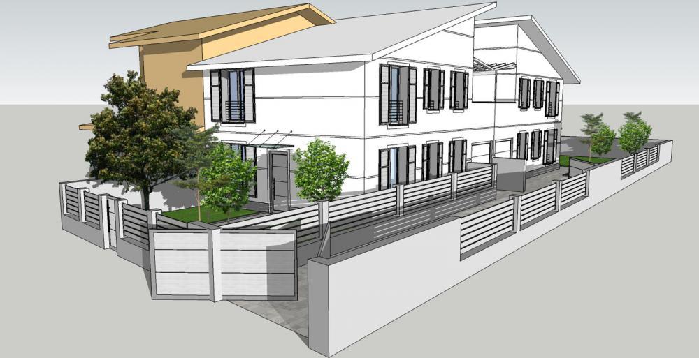 Villa Abbinata in vendita Scandiano FELLEGARA